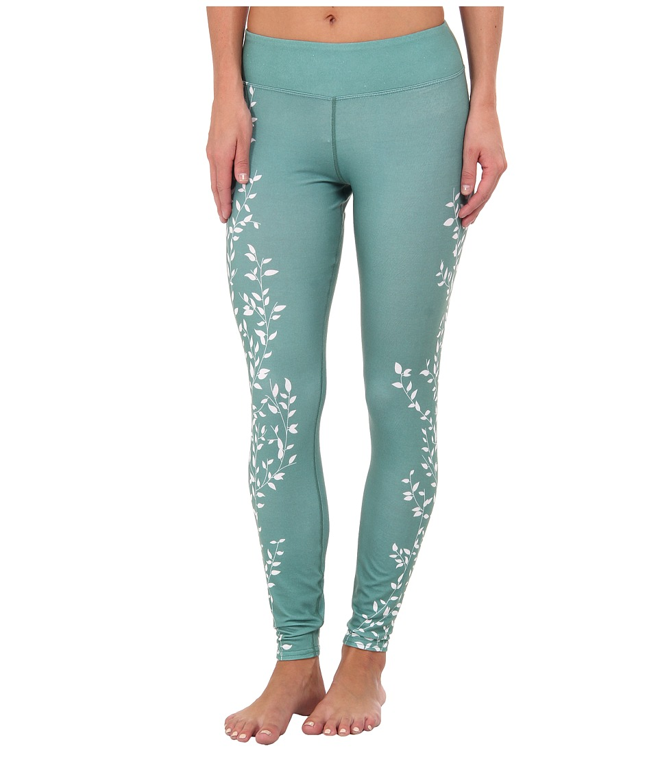 Hot Chillys - MTF Sublimated Print Tight (Seafoam Tranquility) Women's Outerwear