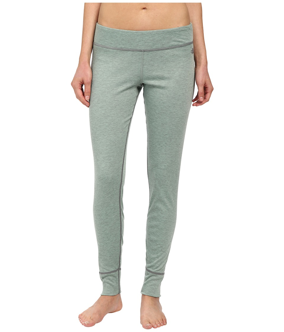 Hot Chillys - Geo Pro Bottom (Verde Heather) Women's Casual Pants