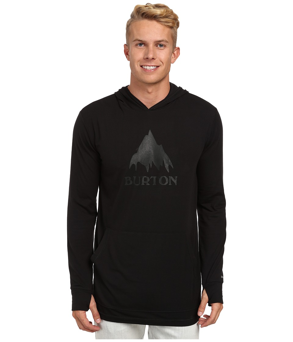 Burton - MB Midweight Hoodie (True Black) Men