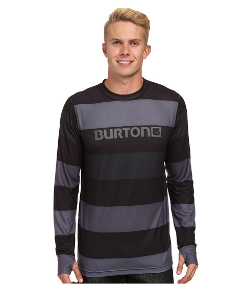 Burton - Midweight Crew (50 Shades Of Stripe) Men