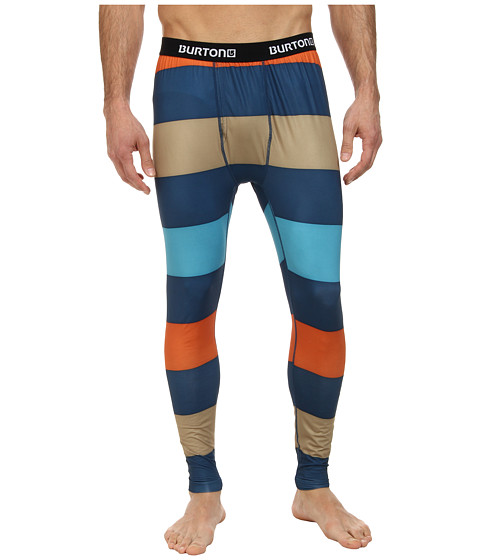 Burton - Lightweight Pant (Team Blue Pop Stripe) Men
