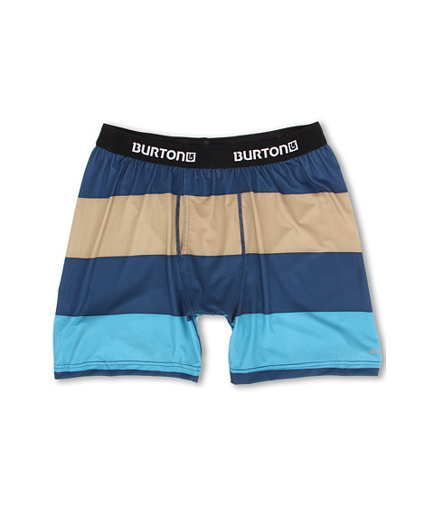 Burton - MB Lightweight Boxer (Team Blue Pop Stripe) Men