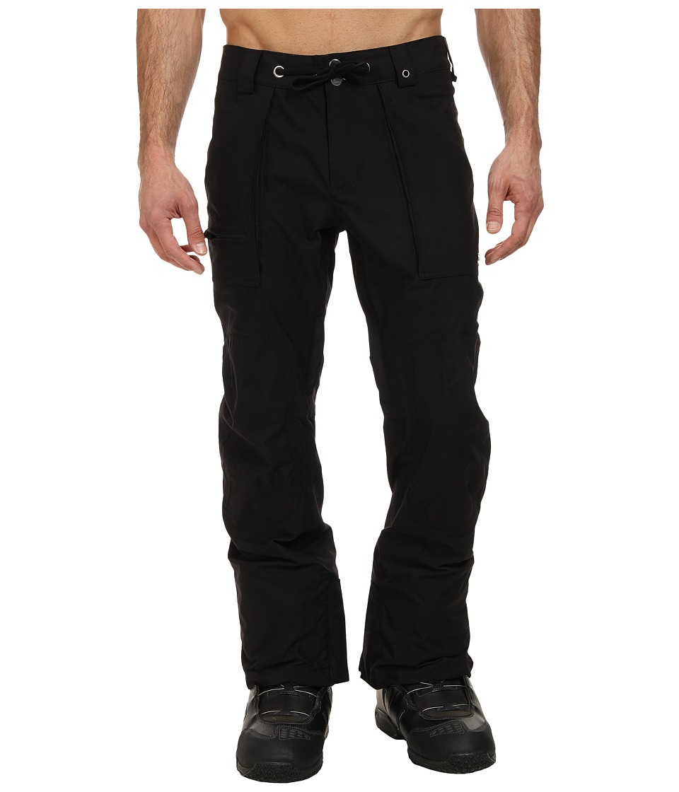 Burton - MB Southside Pant (True Black) Men's Outerwear
