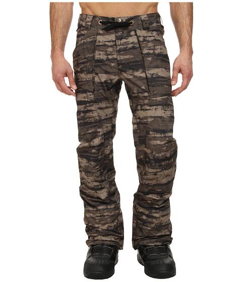 Burton - MB Southside Pant (Camo Tie Die Stripe) Men