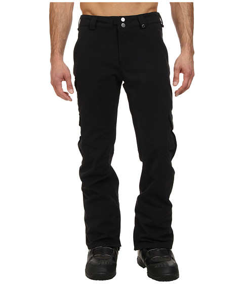 Burton - MB Gore Cargo Pant (True Black) Men's Casual Pants