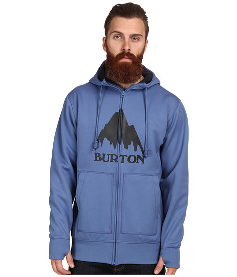 Burton - Bonded Hoodie (Dutch Blue) Men's Sweatshirt