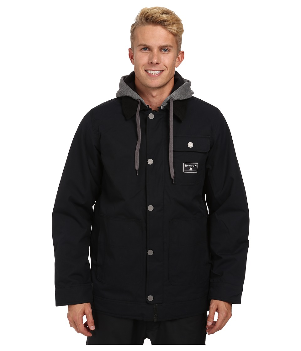 Burton - MB Dunmore Jacket (True Black) Men