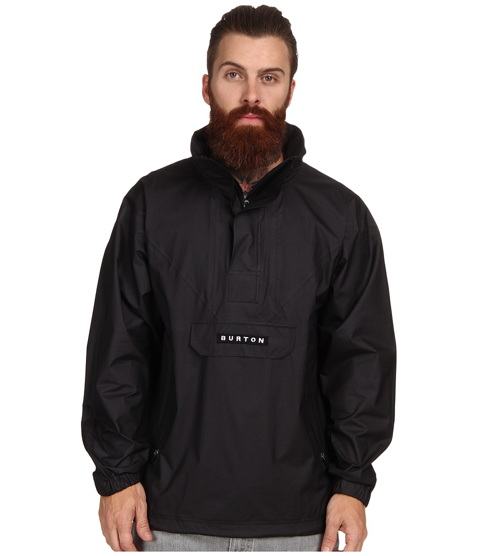 Burton - PS Flight Jacket (True Black) Men's Coat