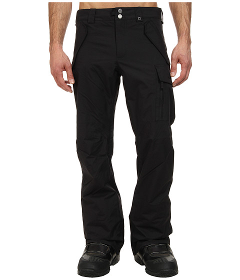 Burton - MB Covert Pant (True Black) Men's Outerwear