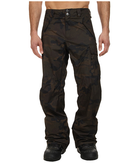 Burton - MB Covert Pant (Lowland Camo) Men's Outerwear