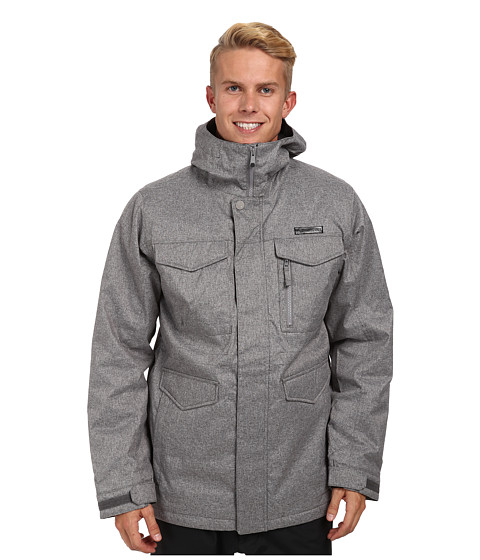 Burton - MB Covert Jacket (Bog Heather) Men's Coat