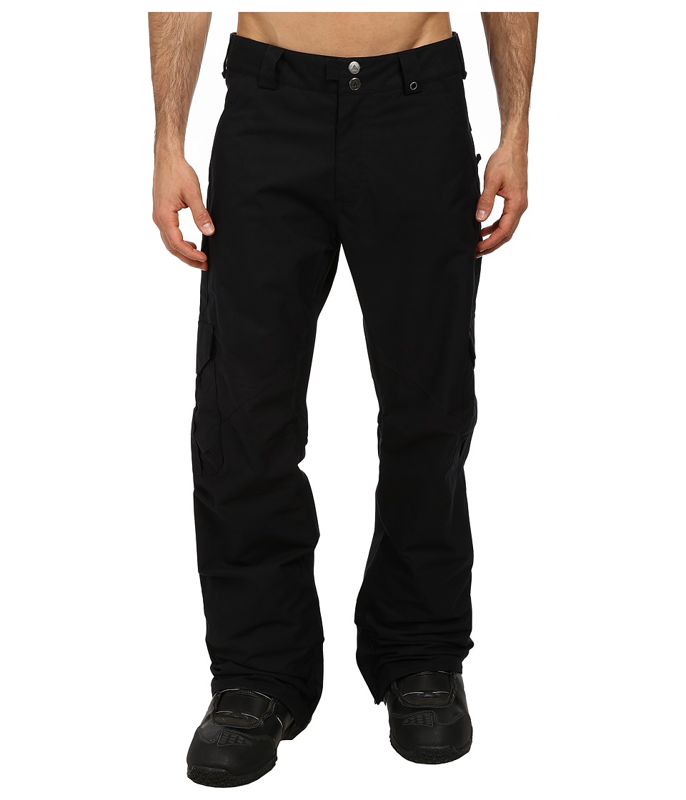 Burton - Cargo Tall Pant (True Black1) Men's Outerwear