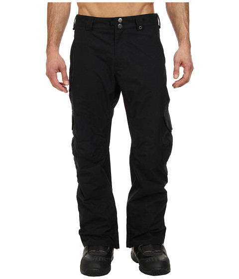 Burton - Cargo Snowboard Pant (True Black) Men's Outerwear