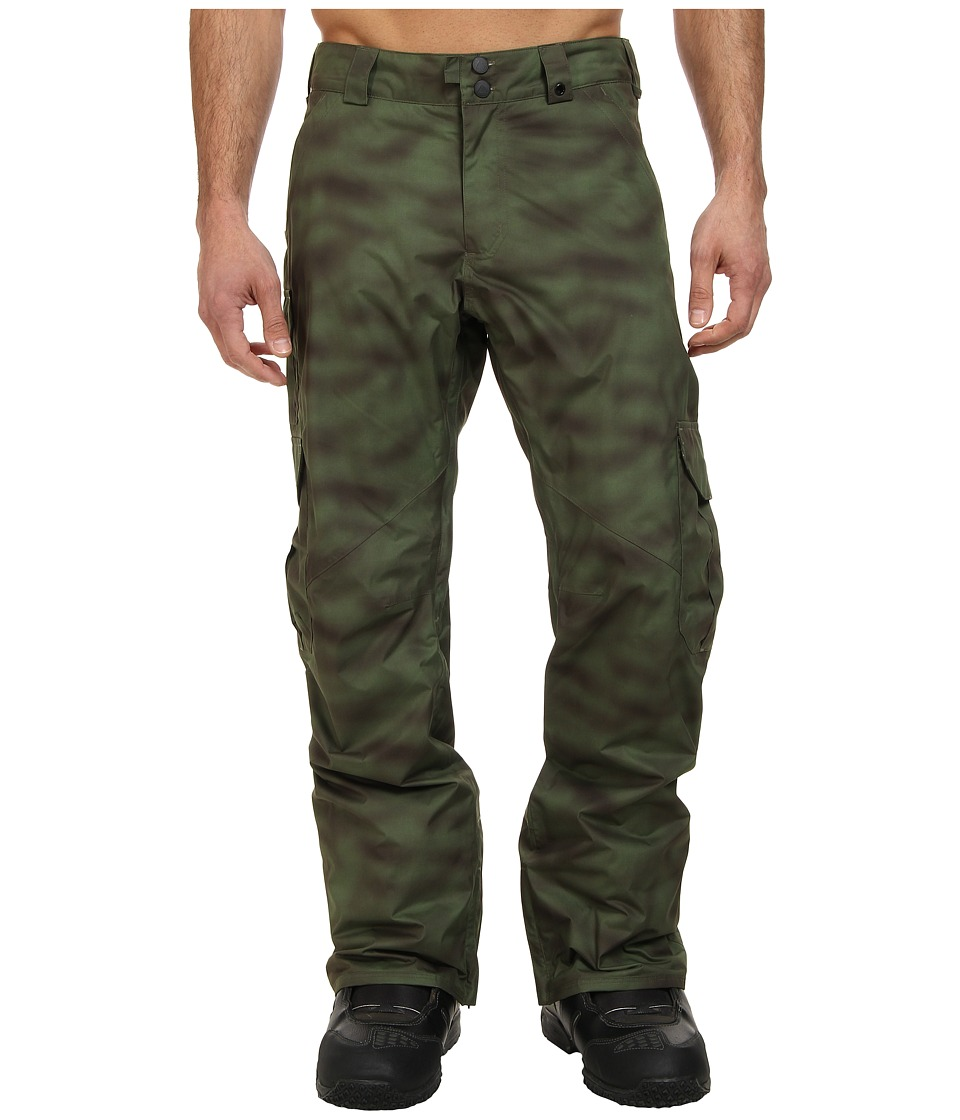 Burton - Cargo Pant (Spray Camo) Men