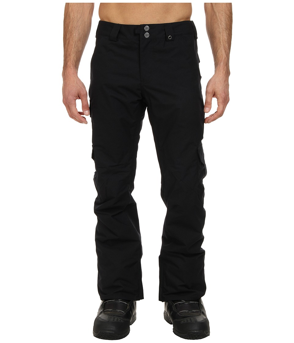 Burton - MB Cargo Pant Mid (True Black) Men's Casual Pants