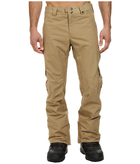 Burton - MB Cargo Pant Mid (Cork) Men's Casual Pants