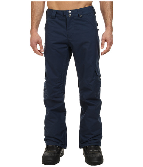 Burton - MB Cargo Pant Mid (Submarine) Men's Casual Pants