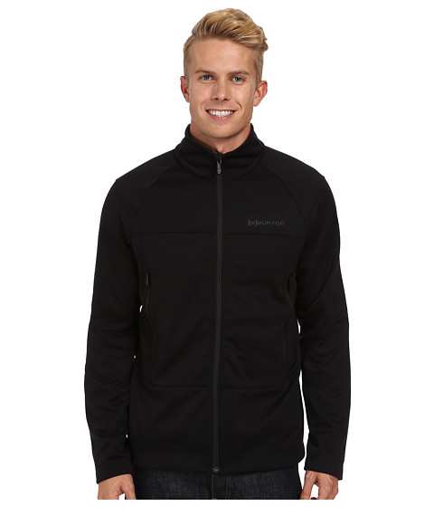Burton - [ak] Turbine Fleece (True Black) Men's Fleece