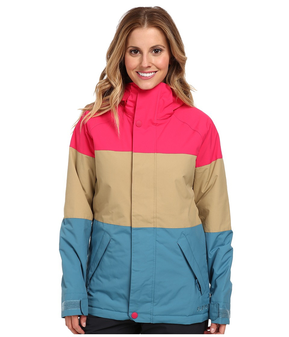 Burton - Radiant Jacket (Marilyn Colorblock) Women