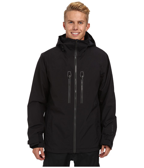 Burton - [ak] 2L Swash Jacket (True Black) Men's Coat