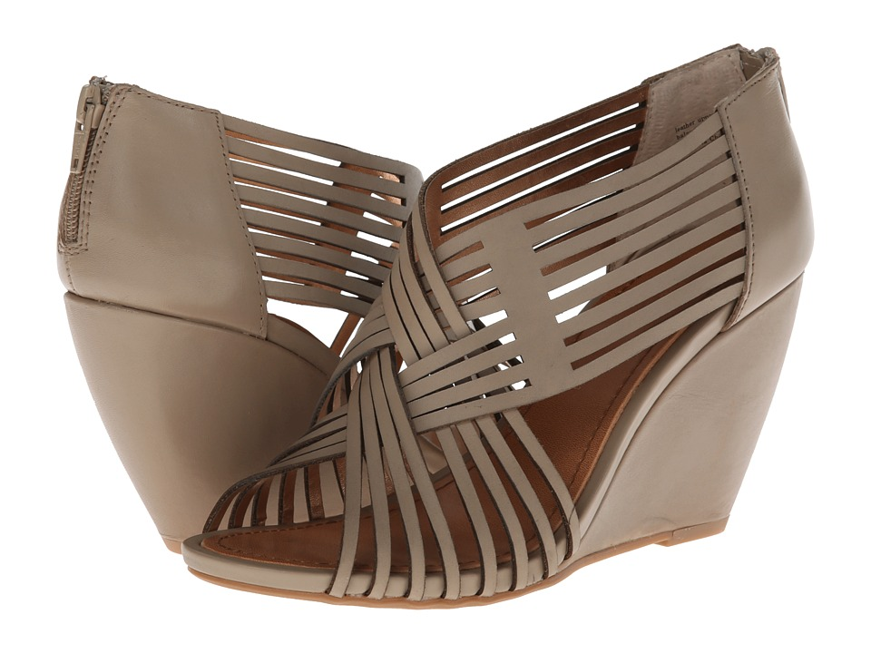 Seychelles - Get to Know Me (Taupe) Women's Wedge Shoes