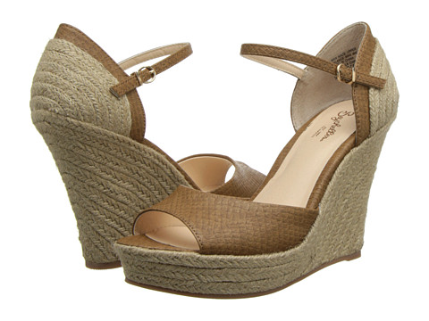 Seychelles - Catch Your Breath (Tan) Women's Wedge Shoes
