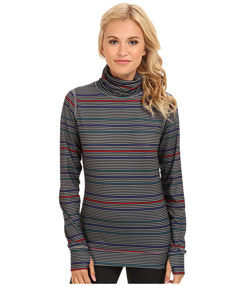 Burton - Midweight Long Neck (Barcode Rabbit) Women's Long Sleeve Pullover