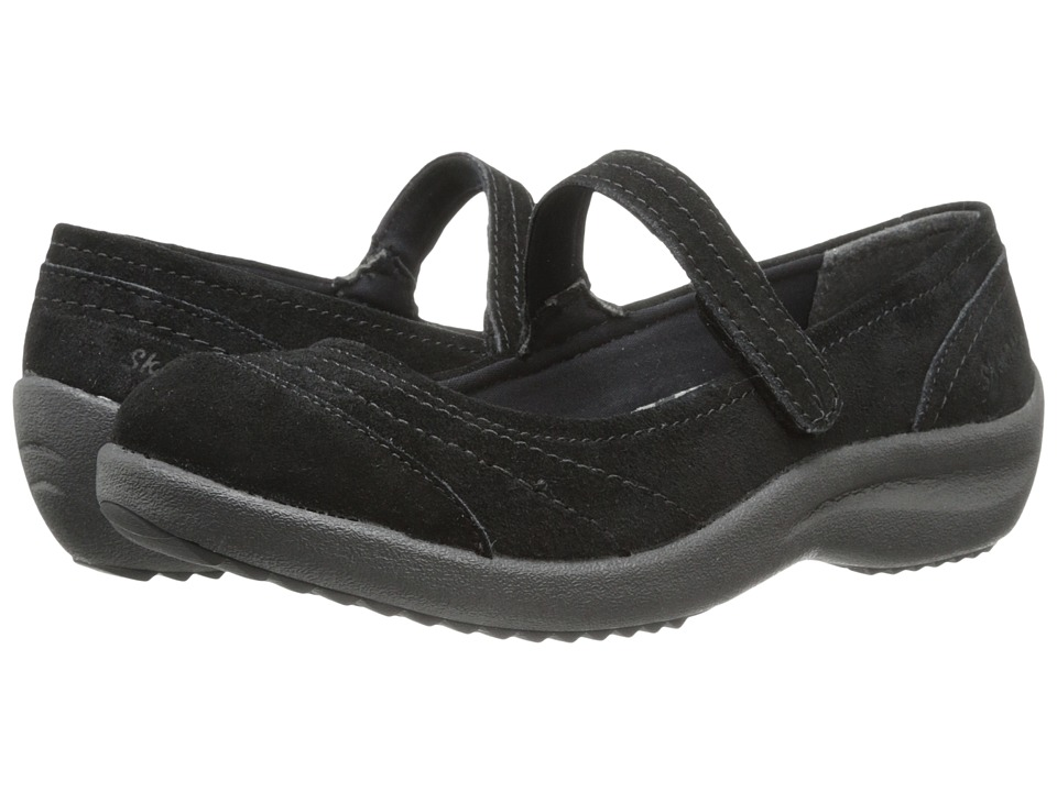 SKECHERS - Relaxed Fit - Savor-Relish (Black) Women