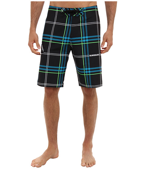 Quiksilver - Electric Boardshort (Black) Men's Swimwear