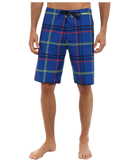 Quiksilver - Electric Boardshort (Olympian Blue) Men's Swimwear