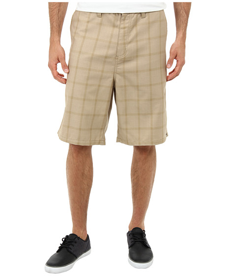 Quiksilver - Regency Square Walkshort (Desert) Men's Shorts