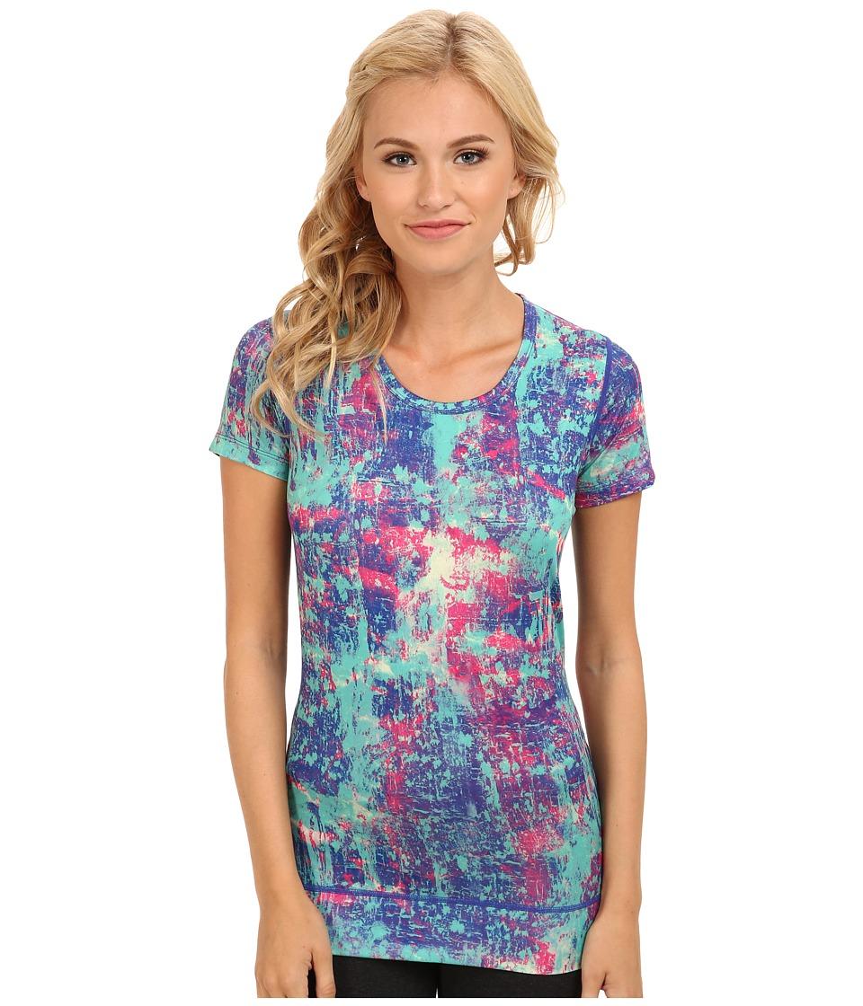 Burton - Lightweight Scoop Tee (Sorcerer Pretty Oops) Women's T Shirt