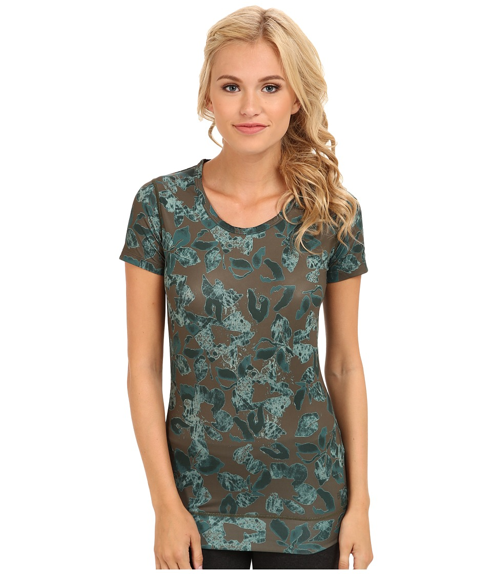 Burton - Lightweight Scoop Tee (Kamana Wanna Lei Ya) Women's T Shirt