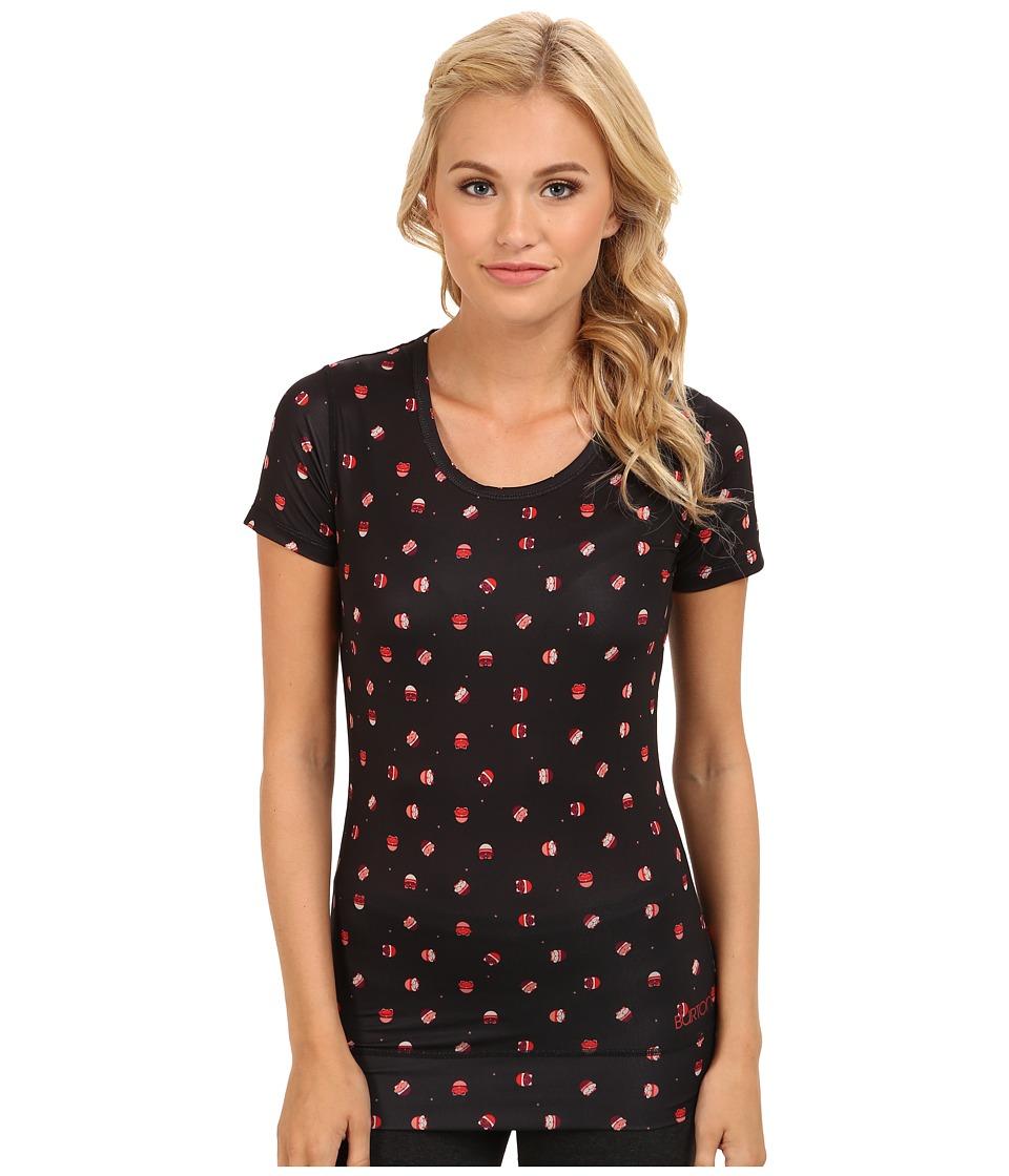 Burton - Lightweight Scoop Tee (Lucky Cats) Women's T Shirt