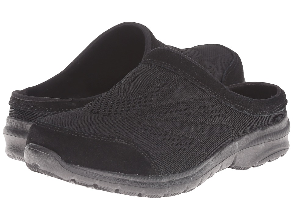 SKECHERS - Relaxed Fit - Relaxed Living-Serenity (Black) Women's Clog Shoes