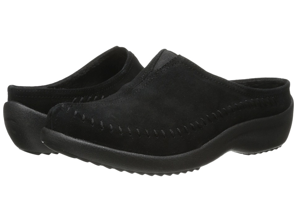 SKECHERS - Relaxed Fit - Savor-Sedona (Black) Women's Clog Shoes