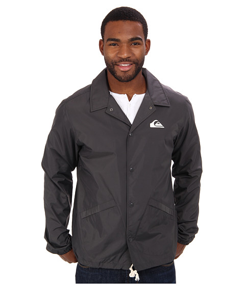 Quiksilver - Mackay Jacket (Gunsmoke) Men