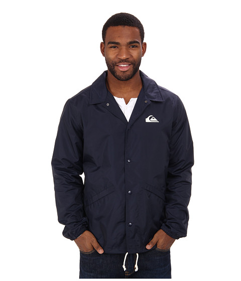 Quiksilver - Mackay Jacket (Navy Blazer) Men's Coat