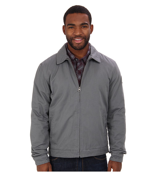 Quiksilver - Billy Jacket (Metal) Men's Coat