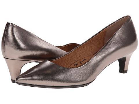 Sofft - Altessa (Steel/Stealth Gray/Stealth Gray) Women's 1-2 inch heel Shoes