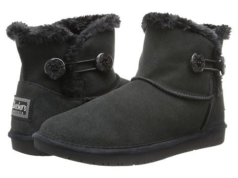 SKECHERS - Shelby's-Ottowa (Black) Women's Boots