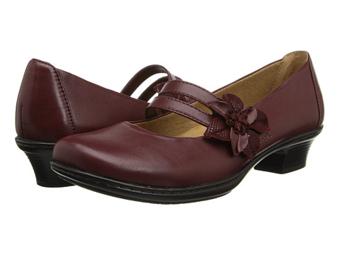 Softspots - Sable (Jewel Red/Claret) Women's Slip-on Dress Shoes