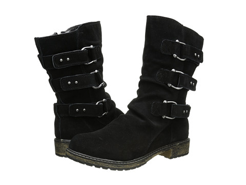 SKECHERS - Locked In (Black) Women's Boots
