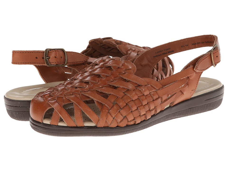 Comfortiva - Tobago - Soft Spots (Rust Tan) Women's Shoes