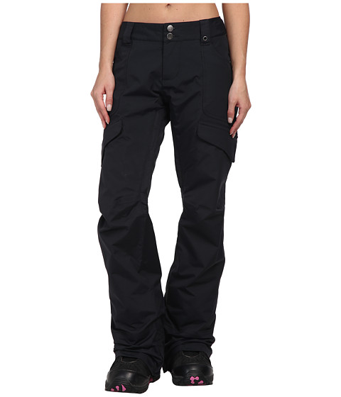 Burton - Lucky Tall Pant (True Black) Women's Casual Pants