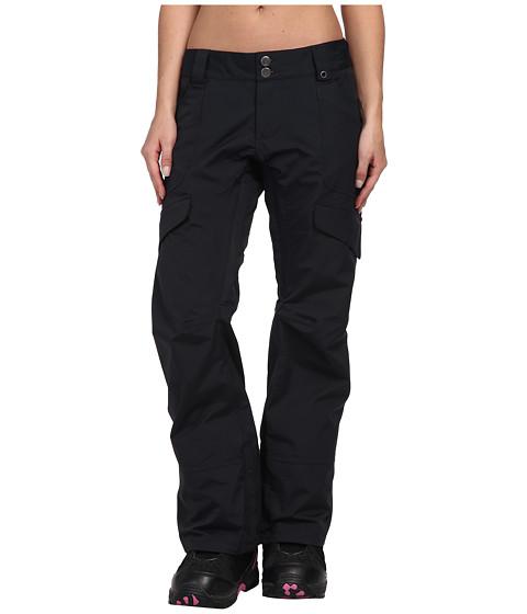 Burton - Lucky Shirt Pant (True Black) Women's Casual Pants