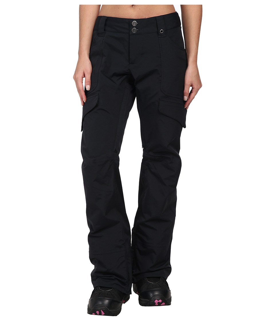 Burton - Lucky Pant (True Black) Women's Casual Pants