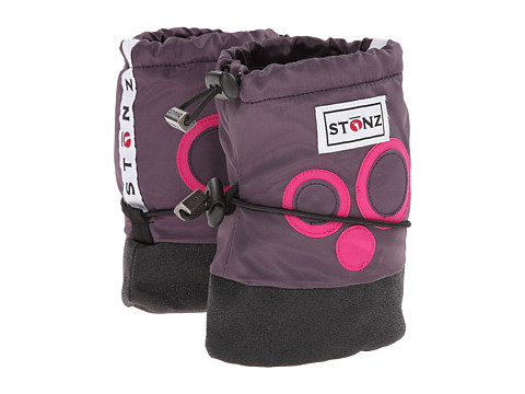 Stonz - Booties (Toddler) (Polka Dot/Mauve) Girls Shoes