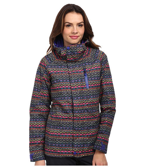 Burton - Horizon Jacket (Fun Fair) Women's Coat
