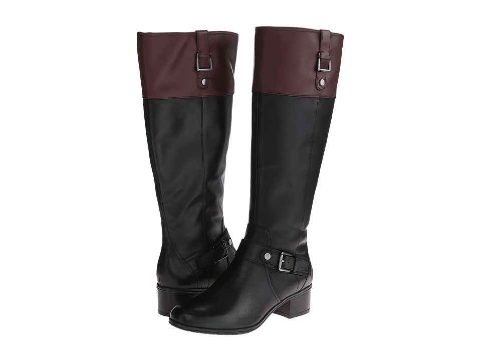 Bandolino Cranne W (Black/Wine) Women